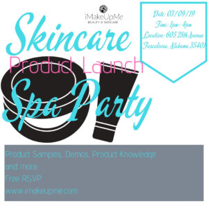 Product Spa Party